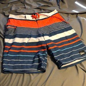 Men's quicksilver  swim shorts